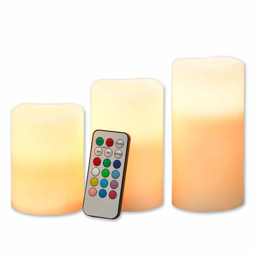 Candle with Remote Control