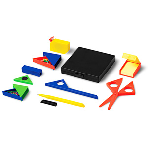 Puzzles-Puzzle Stationery Set