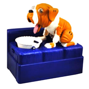 Hungry Hound Money Bank