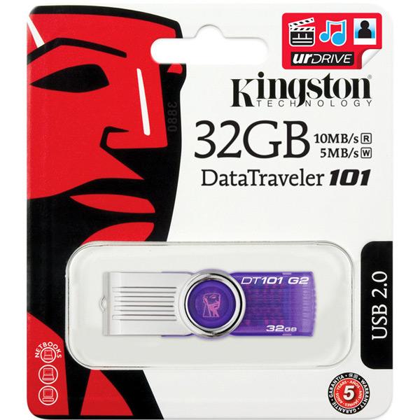 Kingston DataTraveller 101 Pendrive 32GB
