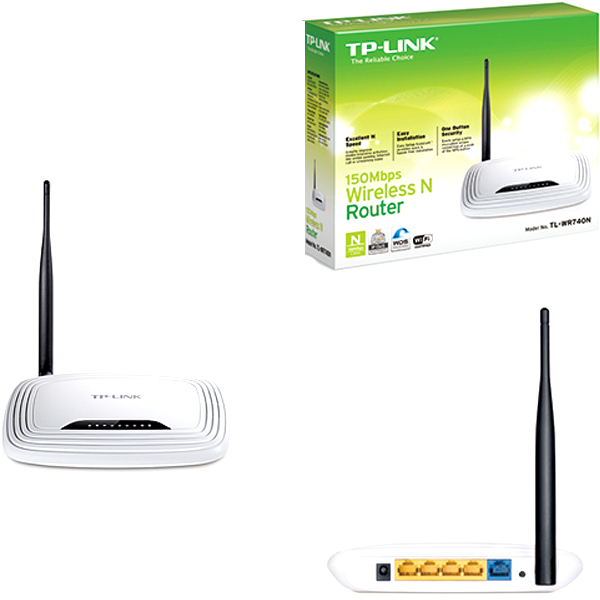 TP-Link 150Mbps Wireless N Router WR740N