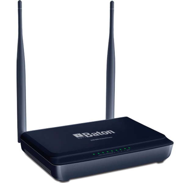 iBall 300M MIMO Wireless-N Router IB-WRB300N