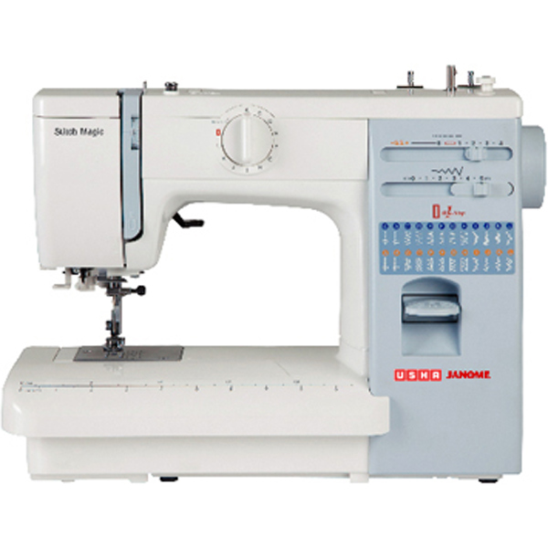 Usha Sewing Machine - Stitch Magic