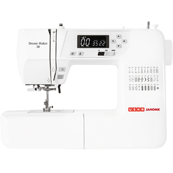 Usha Sewing Machine - Dream Maker 30