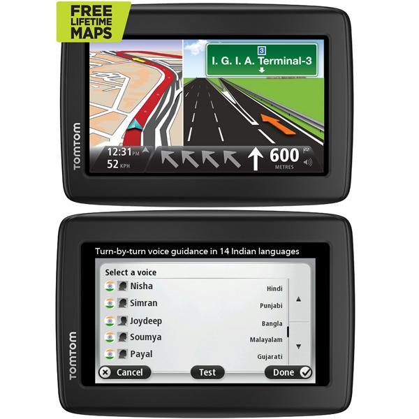 TomTom In-Car GPS - Start 20