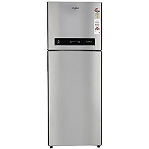 Whirlpool Double Door Refrigerator - IF 355 ELT ARCTIC STEEL(3S)