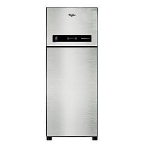 Whirlpool Double Door Refrigerator - IF 515 ALPHA STEEL(3S)