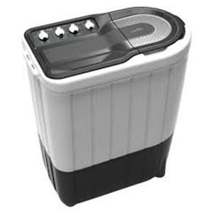 Whirlpool Semi Automatic Washing Machin - SUPERB ATOM 70S - GREY