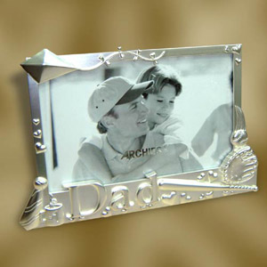 Photo Frame-Sporty Dad