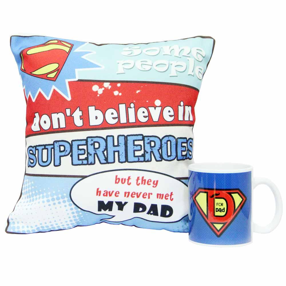 Superhero Dad Combo