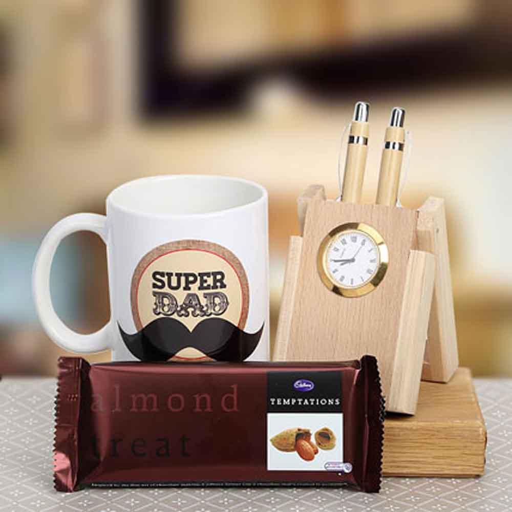 Father Day Super Hamper For Super Dad