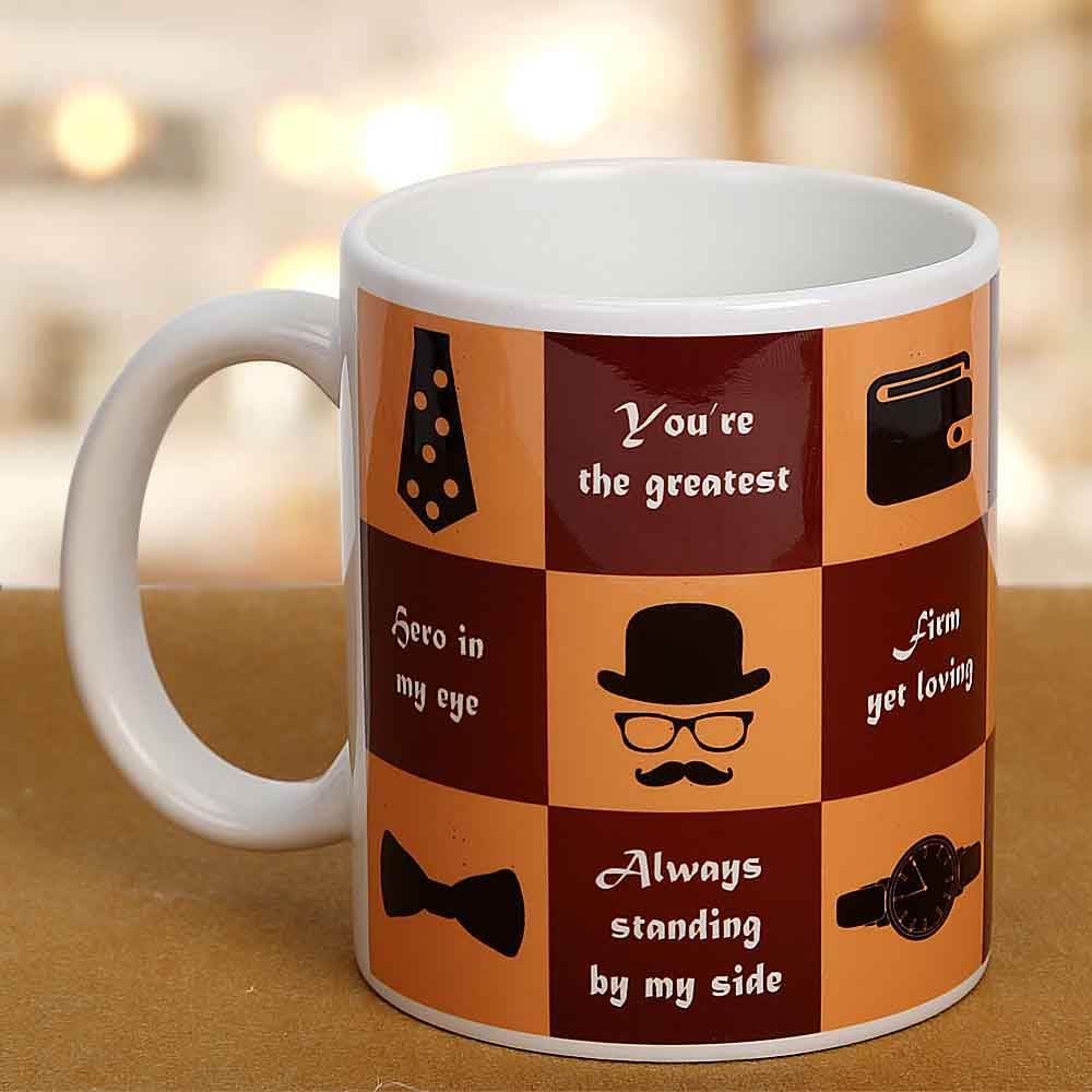 Father Day Mug For Dad