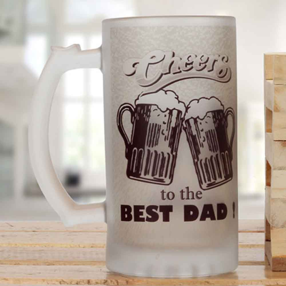 Father Day Cheers For Dad Mug