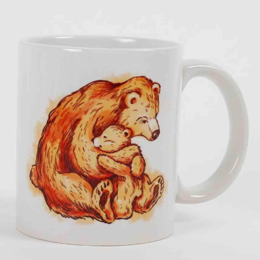 Daddy Bear Lovable Ceramic Mug