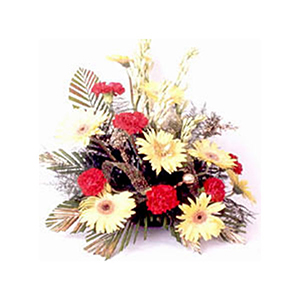 Mix Flowers Arrangement