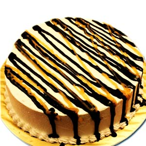 All India Cakes-Butterscotch Cake