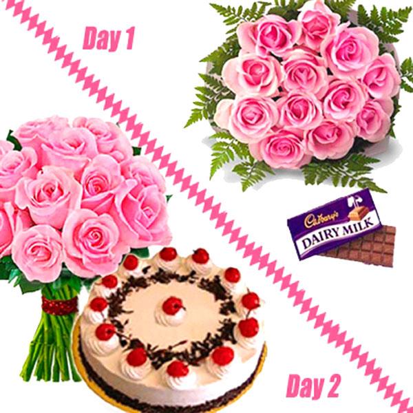 2 Days Love Pleasure