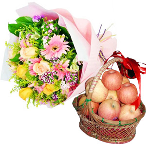 Fruit Hampers-A Healthy Treat with Apples