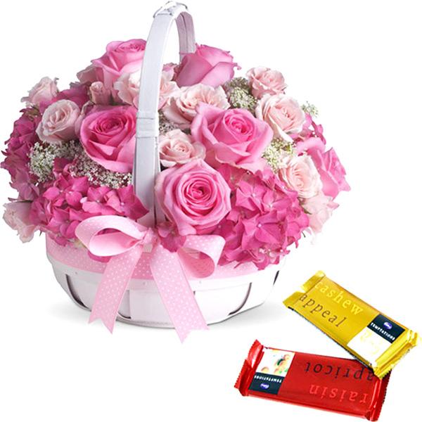 Sweet Pink Blushes
