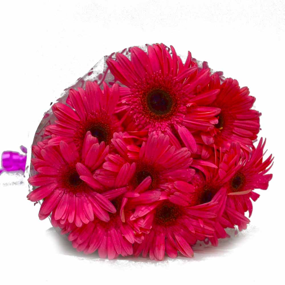 Special Bouquet of Pink Gerberas