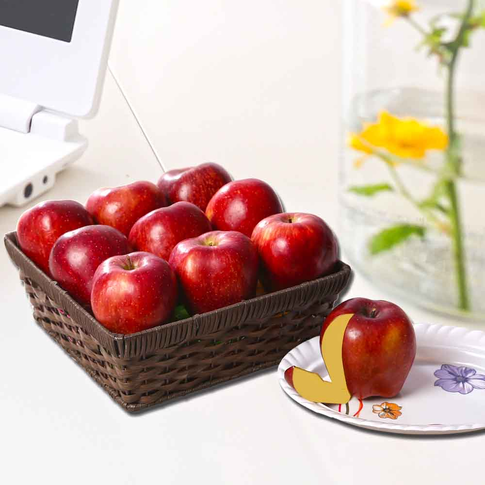 Fruit Hampers-Basket Full of Apples