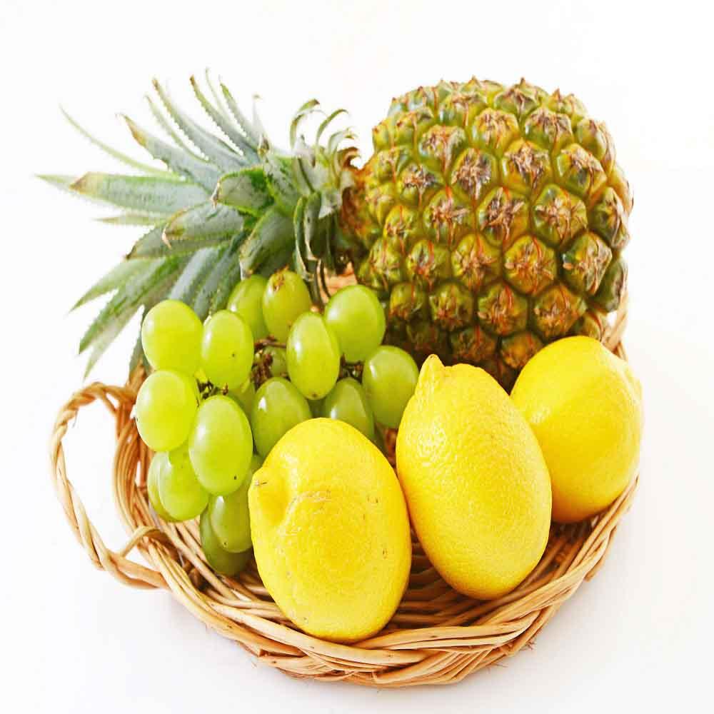 Fruit Hampers-Orchard Mix Fruits Basket