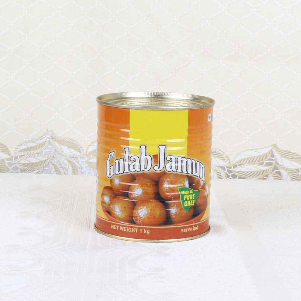 Same Day Delivery of Gulab Jamun