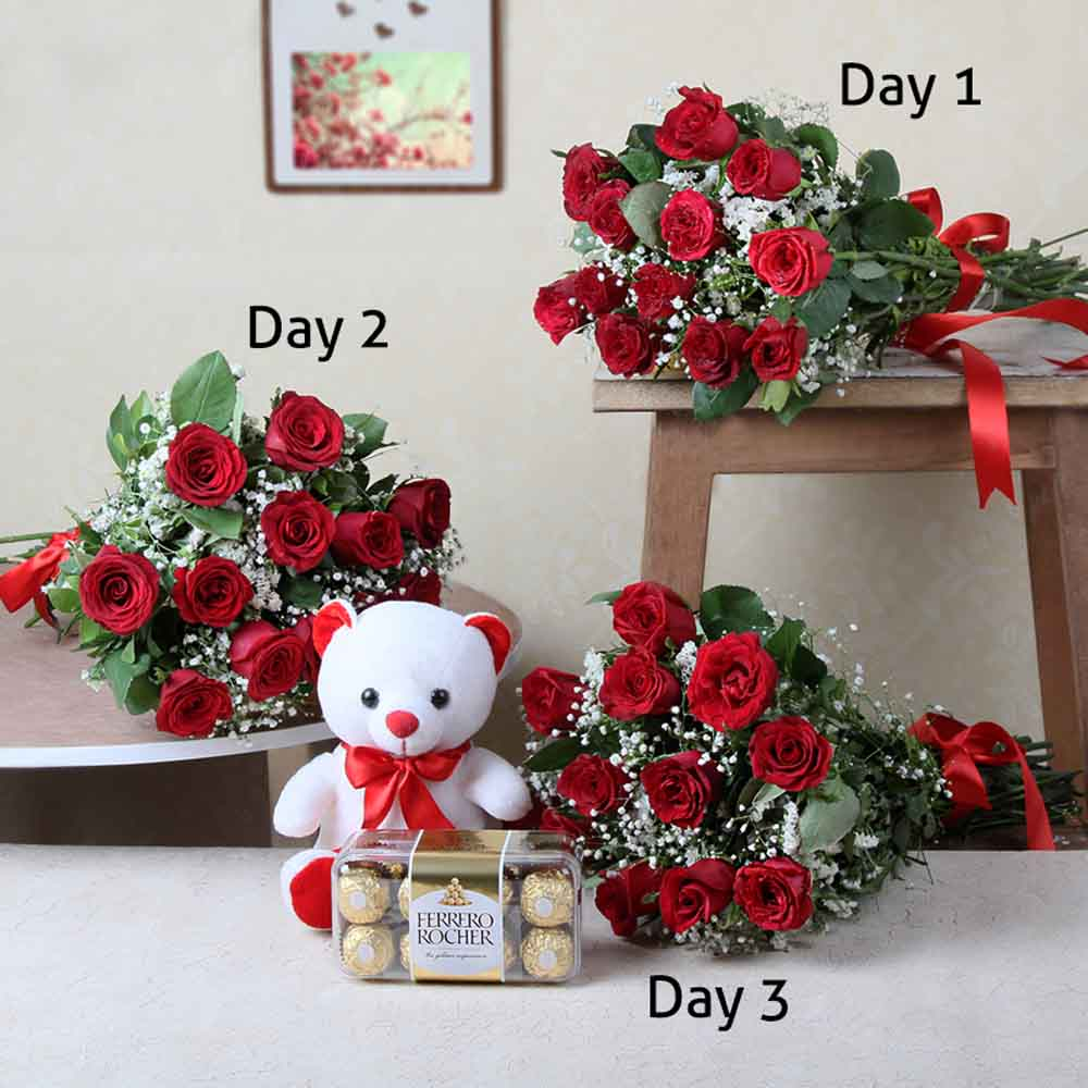 Three Days Delivery for love ones