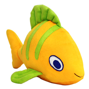 Other Stuffed Toys-Adorable Fish