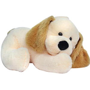Stuffed Doggie-Sleeping Dog