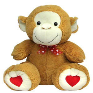 Other Stuffed Toys-Monkey Soft Toy