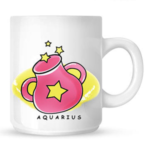 Mugs-Aquarius Mug