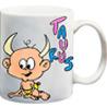 Cute Taurus Mug