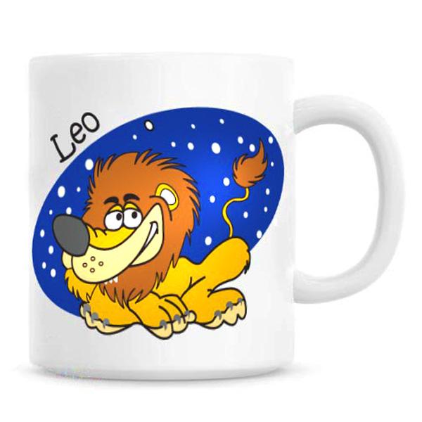 Leo Mug