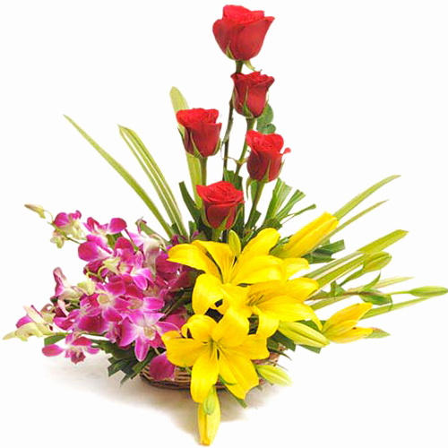Designer Arrangements-Sweet Splendor