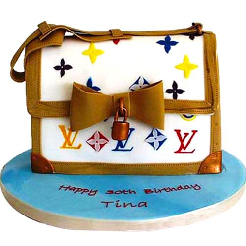 Sexy LV Bag Cake