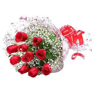 Red Roses-Serene Love