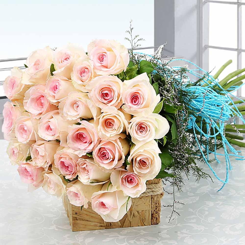 Fresh Flowers-Sweetness woven in Calmness