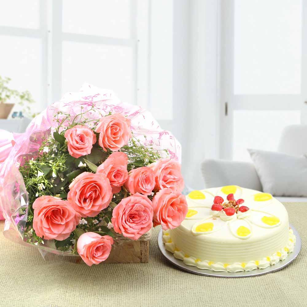Flower Hampers-Irresistible Love
