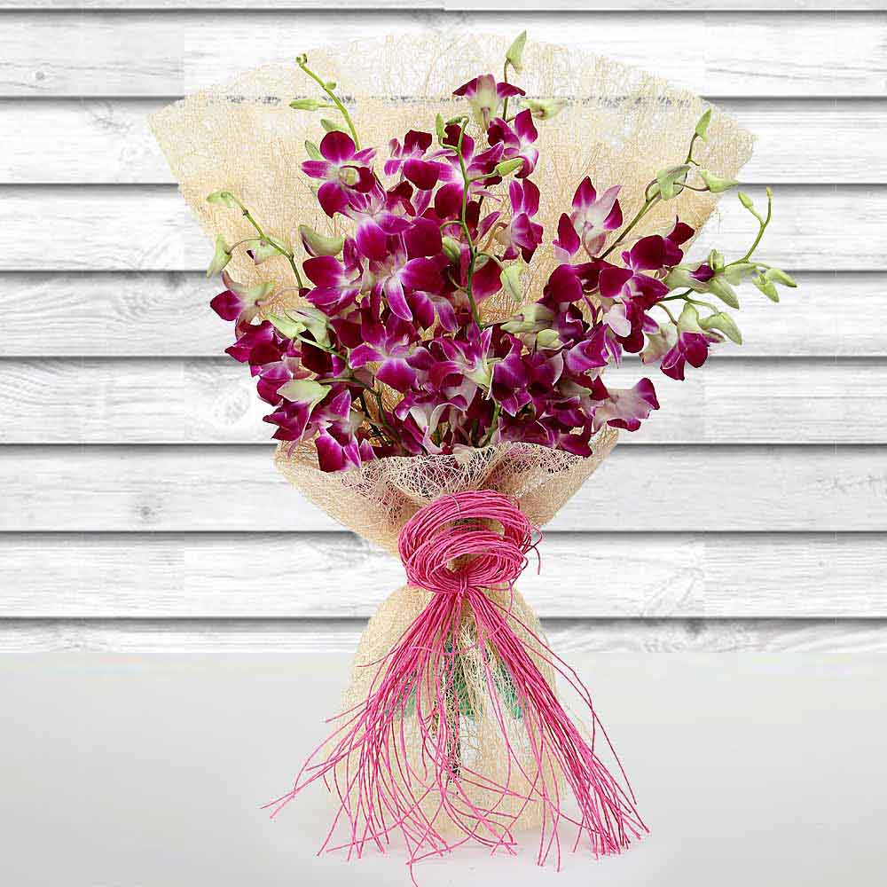 Fresh Flowers-Splendid Orchids