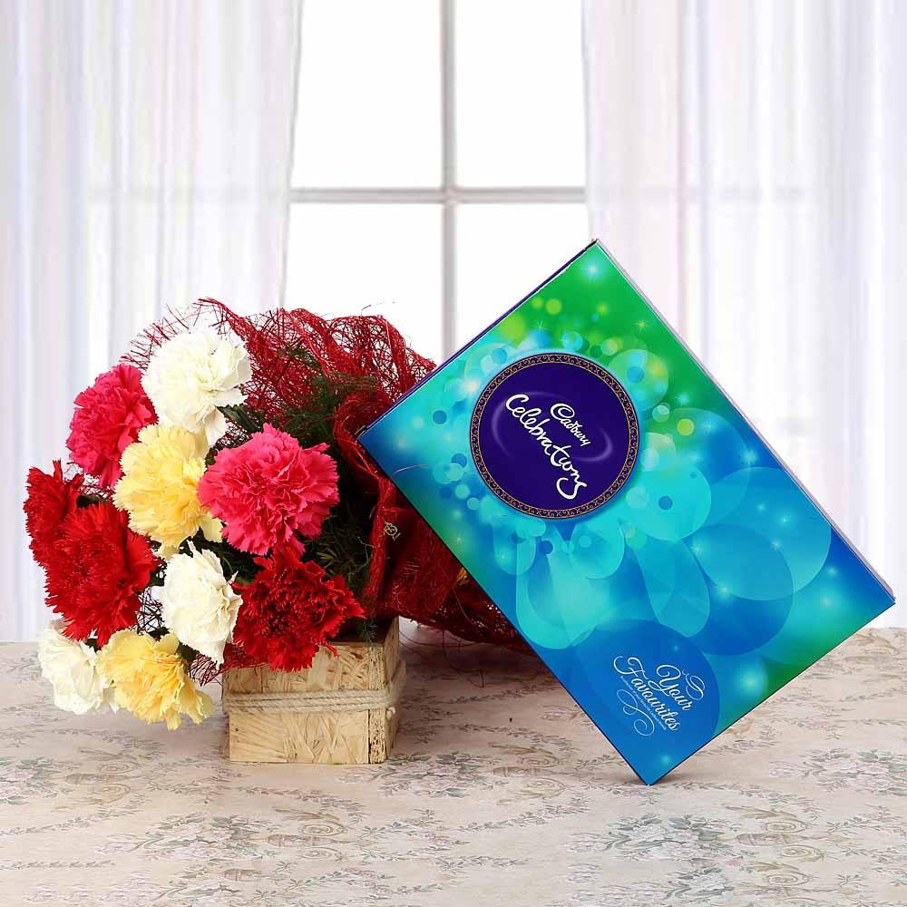 Carnations Royale
