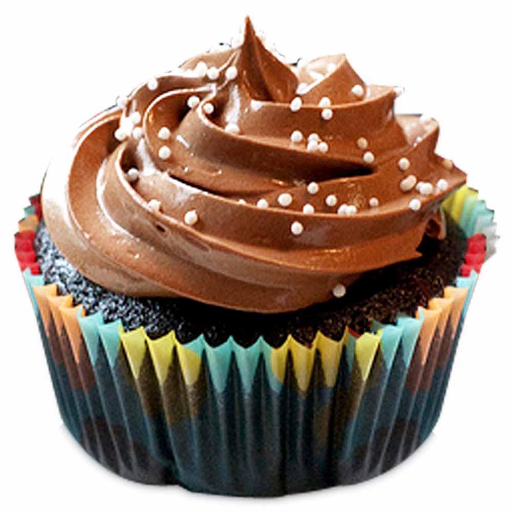 Cup Cakes-Tripple Chocolate Brownies Cupcakes