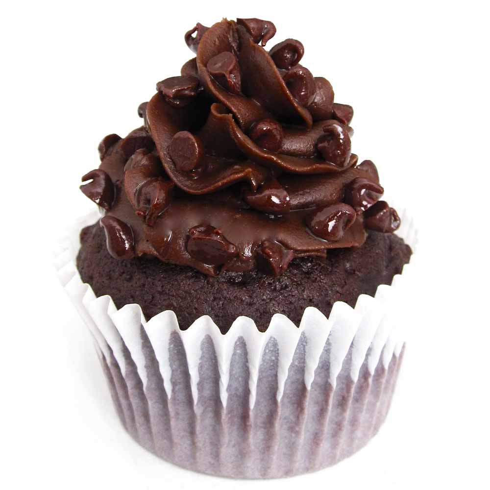 Tripple Chocolate Cupcakes