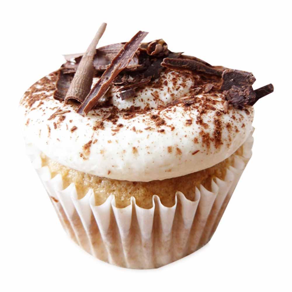 Tiramisu Trifle Cupcakes