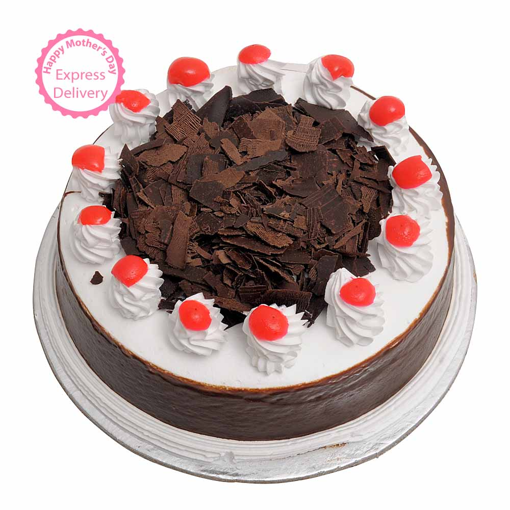 Gift Blackforest Cake on Mothers Day