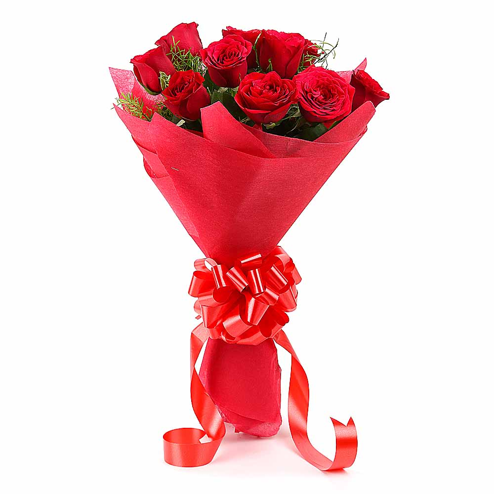 Designer Arrangements-Vivid 24 Roses