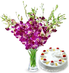 Flowers & Cakes-Exotica