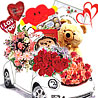 Love on wheels!