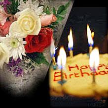 Flowers 'n Cake