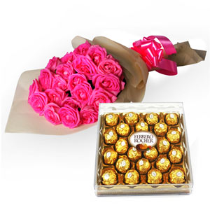 Flowers & Chocolates-My Fondest Affection